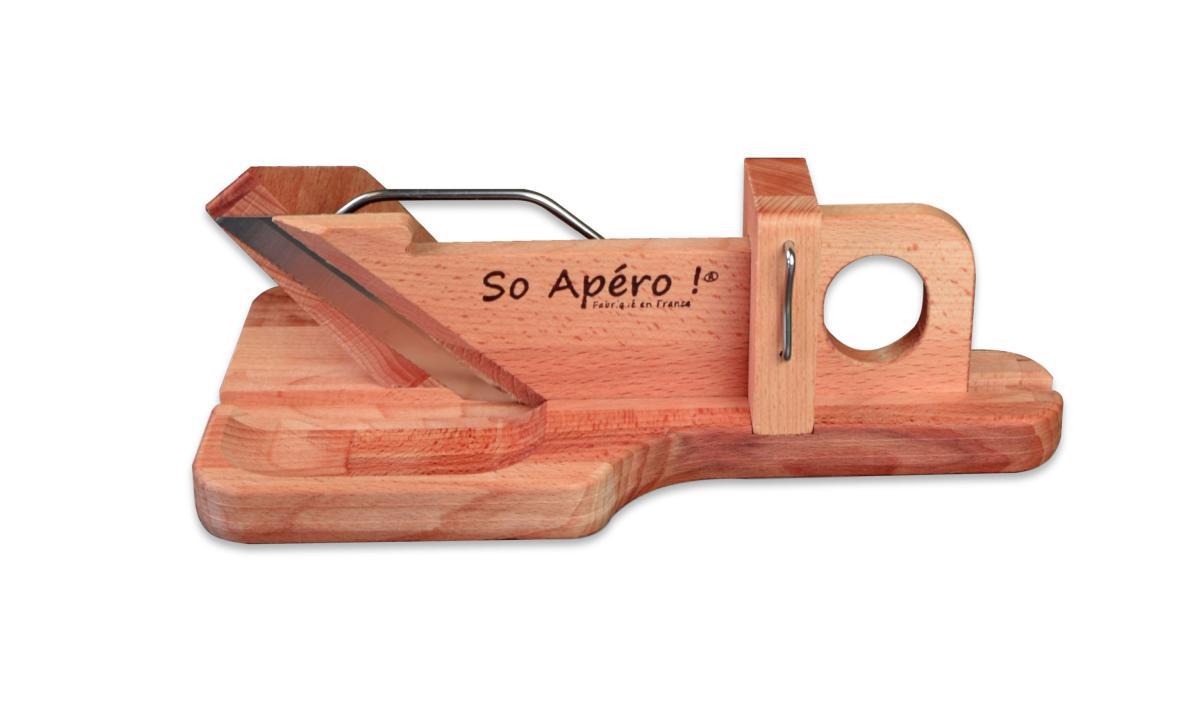 guillotine saucisson so ap ro mod le gauchers. Black Bedroom Furniture Sets. Home Design Ideas